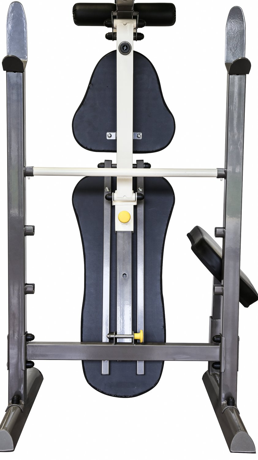 Marcy Folding Standard Weight Bench – Easy Storage MWB-20100 by Marcy (Image #2)