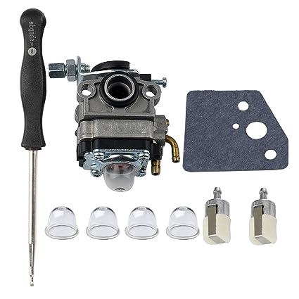 Amazon.com: HIPA wyl-126 carburador con herramienta de ...