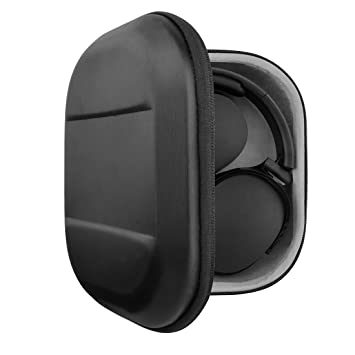 Geekria - Funda Rígida para Auriculares Bose QuietComfort 35, QC35, QC25, Skullcandy HESH3