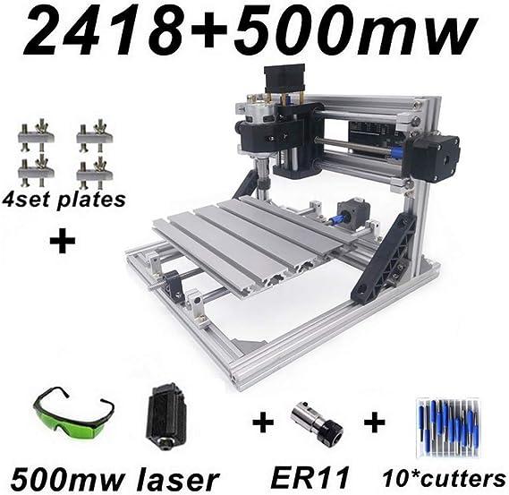 XINTONGRULE Máquina de Grabado CNC, máquina de Esculpir Madera ...