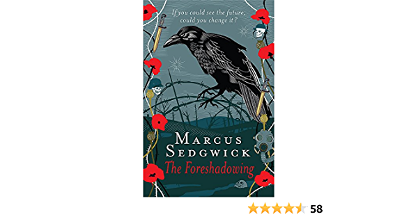 Read The Foreshadowing By Marcus Sedgwick