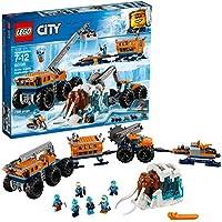 LEGO City Arctic Mobile Exploration Base 60195 Building...