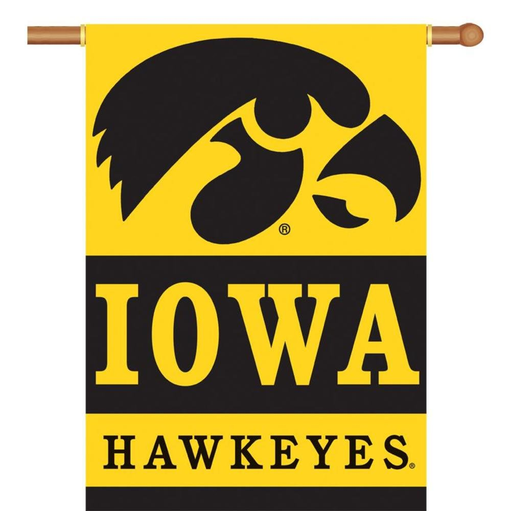 BSI Iowa Hawkeyes 28x40 Double Sided Banner