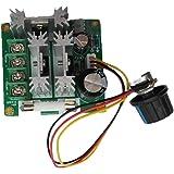 PWM基板モジュール スピードコントローラー 無段階速度制御 0-5V PLC DC6V-90V 15A 1000W