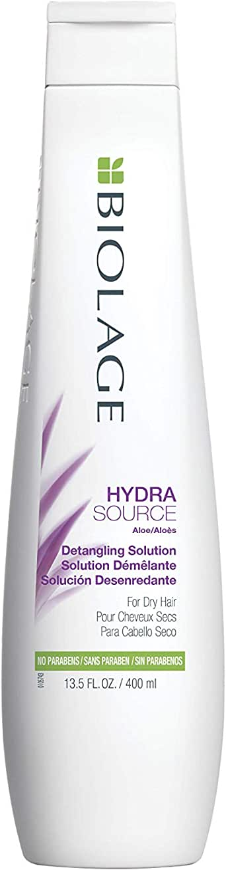 Biolage Hydrasource Detangling Solution For Dry Hair, 33.8 Fl. Oz.
