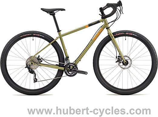 Cycles Hubert Gravel Genesis Vagabond, tamaño S: Amazon.es ...