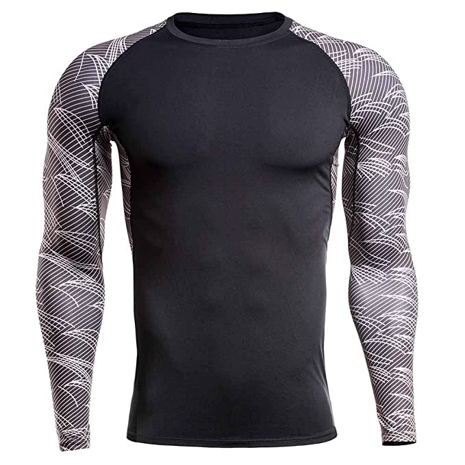 keephen Camisetas de Yoga de Secado Rápido para Hombre de Secado Rápido: Amazon.es: Ropa y accesorios