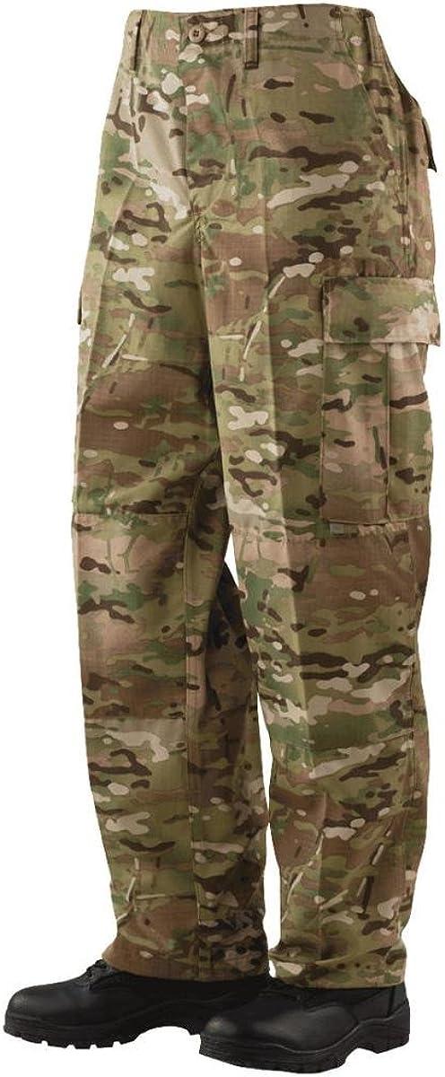 Tru-Spec Pantalon pour Homme Style Militaire Anti-d/échirures