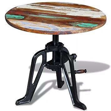 Luckyfu Mesa de muebles de diseño moderno, mesas de acento con ...