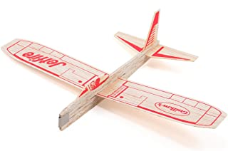 product image for Toysmith 3000 Balsa Wood Guillow's Jetfire Glider