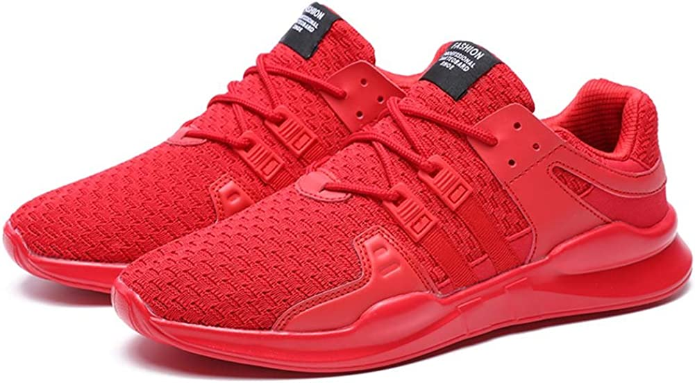 Mengxx Chaussures de Sport Homme Comp/étition Trail Entra/înement Course Running Baskets