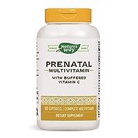 Nature's Way Prenatal Multi-Vitamin, 180 Capsules