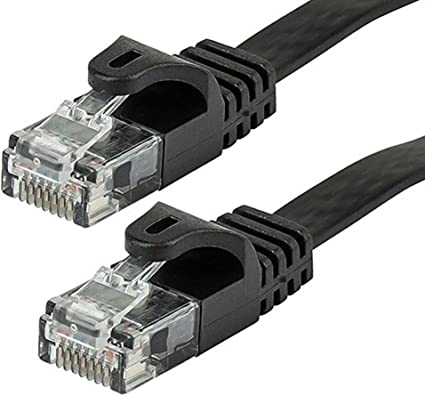 Gray 10ft CAT5e Ethernet Network LAN Patch Cable Cord 350 MHz RJ45 Internet