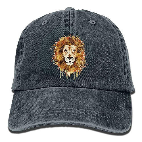 Caps Gorras For Hat amp;Women Watercolor longkouishilong Lion King Baseball béisbol Style Trucker Men Cowboy 0aq8xA