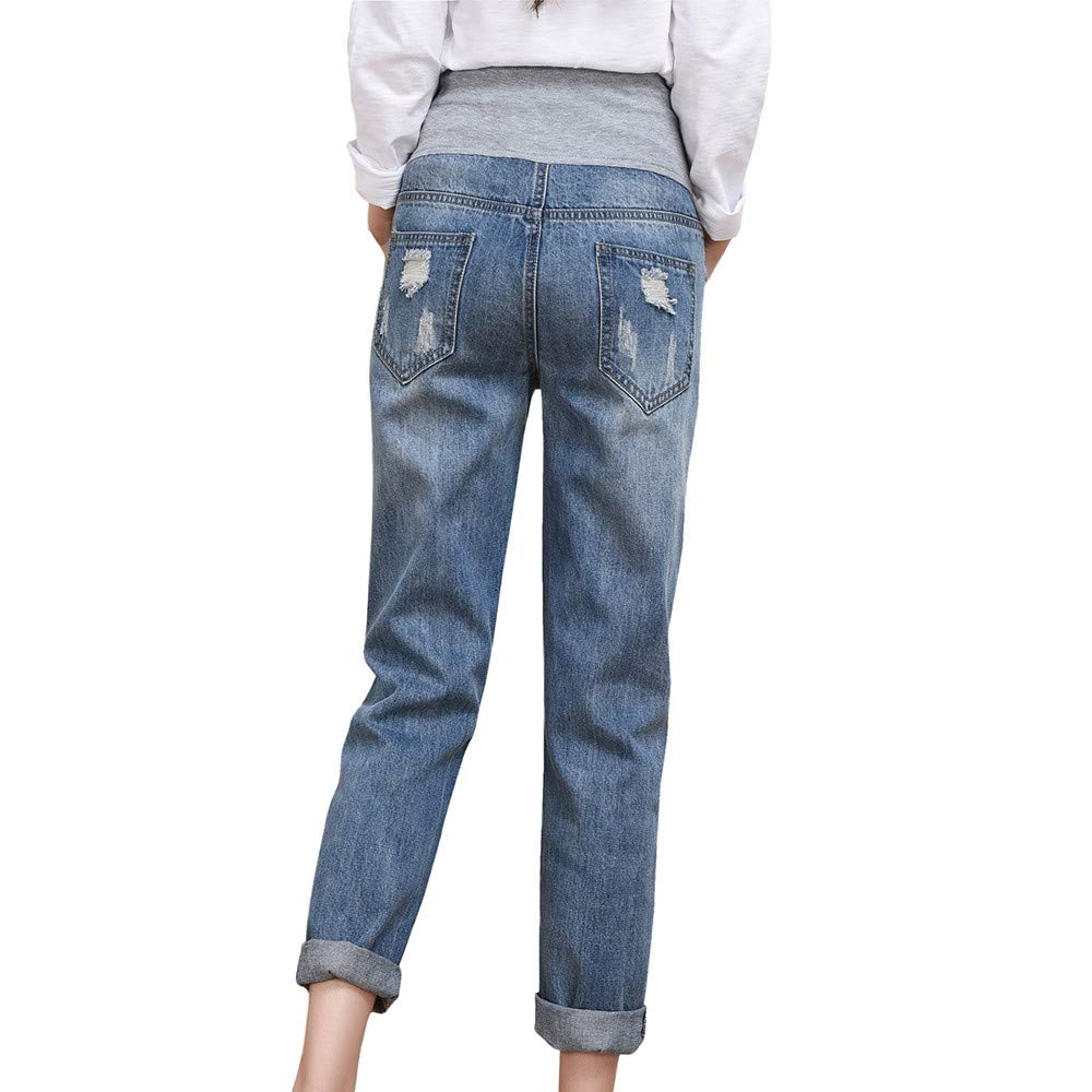 Da Donna Vintage Blu Jeans Premaman