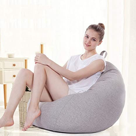 Amazon.com: Puff Silla Lazy Couch individual Balcón ...