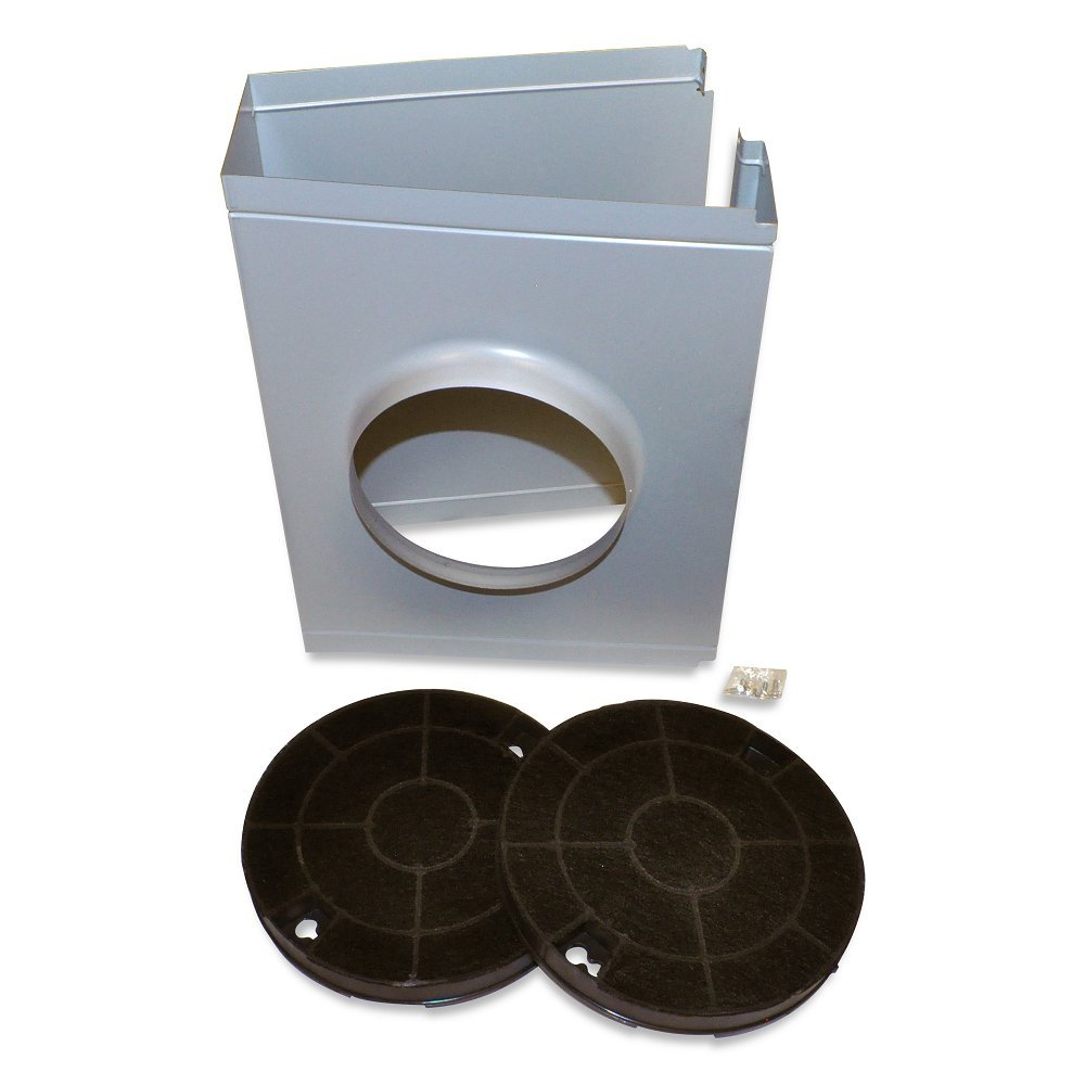 Whirlpool W10344022 Wall Hood Recirculation Kit
