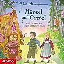 Hänsel und Gretel: Nach der Oper von Engelbert Humperdinck Hörbuch von Marko Simsa Gesprochen von: Marko Simsa