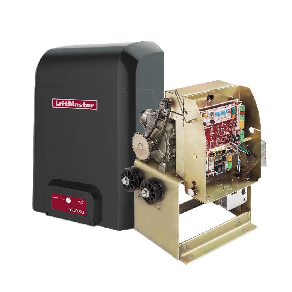 LiftMaster SL3000501U /½ HP AC High Traffic Commercial Slide Gate Openers
