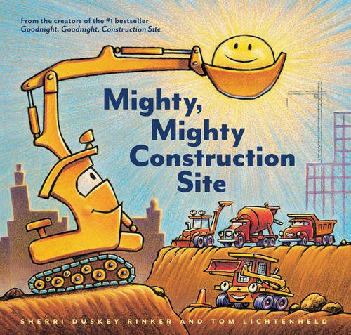 Concrete Poetry Halloween (Mighty, Mighty Construction Site (Easy Reader Books, Preschool Prep Books, Toddler Truck)