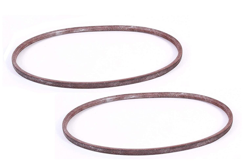 Husqvarna 501818201 & 584216102 Auger & Drive Belt Set
