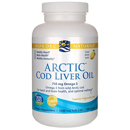 Nordic Naturals - Arctic CLO, Heart and Brain Health, and ...