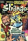 Strange, n° 145 bis, hors serie, jan . 1982, special origines par Magazine