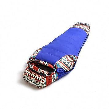 BSD Saco de Dormir de la Momia Adultos Acampar de la montaña al Aire Libre Que