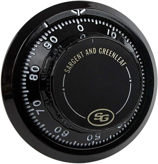 Sargent /& Greenleaf 8470 Deadbolt COMBINATION LOCK AS IS