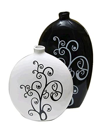 Amazon Com Handicraft Decoration Ceramic Vase Handicrafts Home