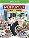 Monopoly Family Fun Pack - Xbox One Standard Edition [Game X-BOX ONE]
