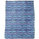 Triton Blue Blanket: Large