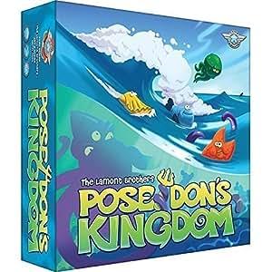 Poseidon's Kingdom 2nd Edition by Game Salute