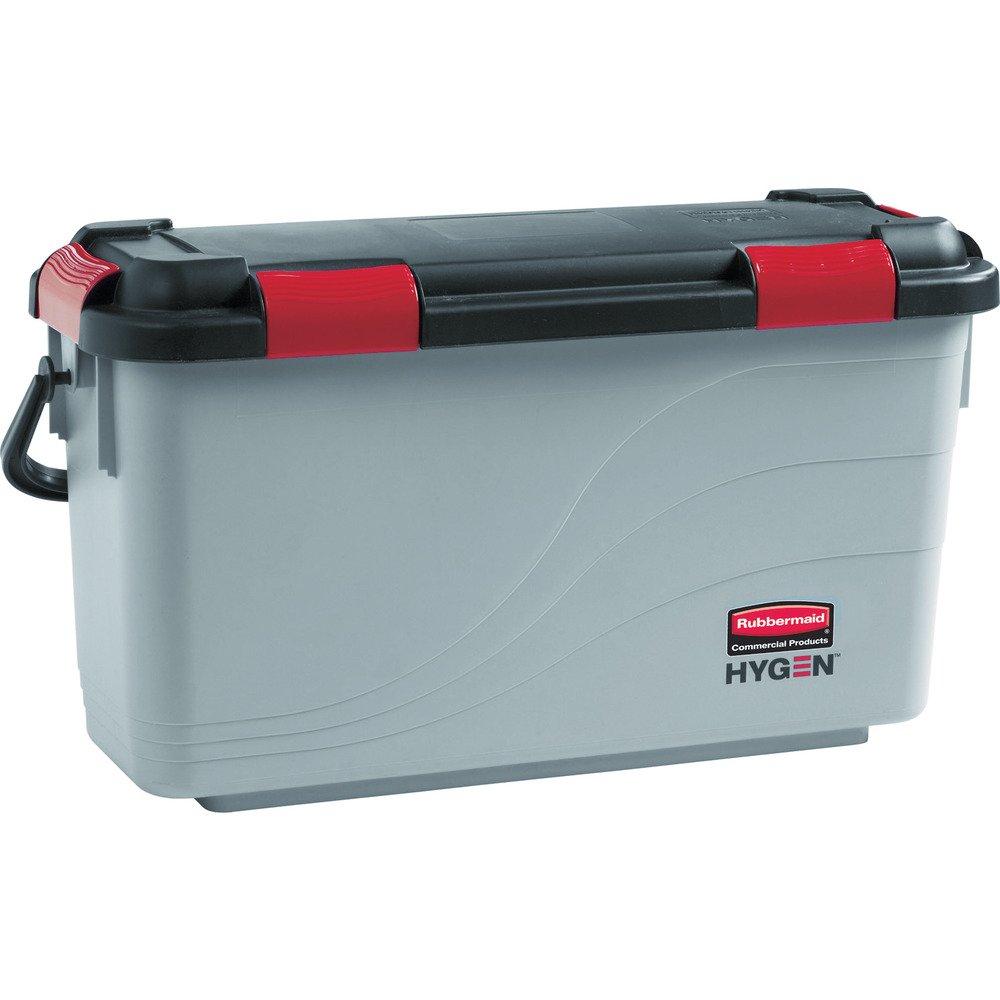 Rubbermaid Commercial 1863892 Executive Series HYGEN Microfiber Mop Charging Bucket