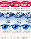 Clinitas Hydrate Liquid Eye Gel 10g x 3 Packs