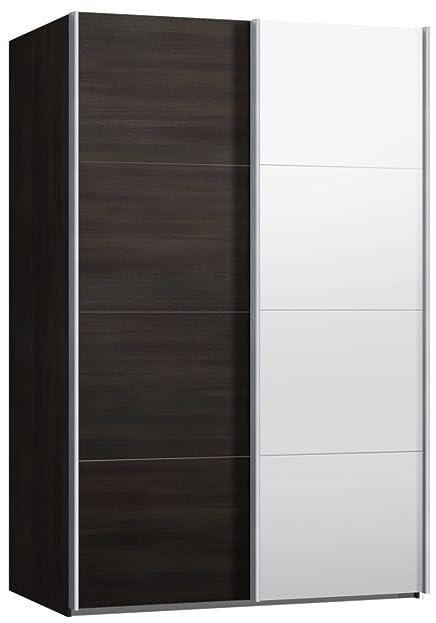 Schwebetürenschrank weiß 150 breit  Schwebetürenschrank, Schiebetürenschrank, ca. 150 cm breit, Weiss ...