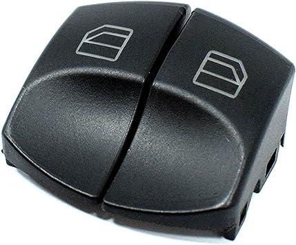 Promo Link 2x Fensterheber Schalter Knopf Taste Tasten Taster Reparatur Set Auto
