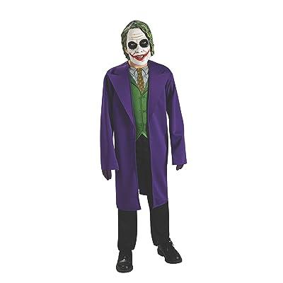 Batman The Dark Knight, Tween Size Joker Costume: Toys & Games