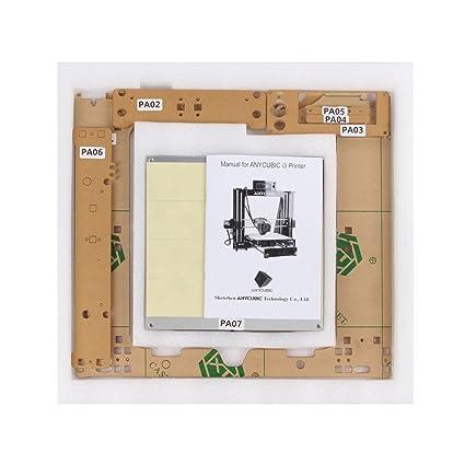 Anycubic Prusa i3, Mega i3 - Impresora, Old Prusa i3, 1: Amazon.es ...