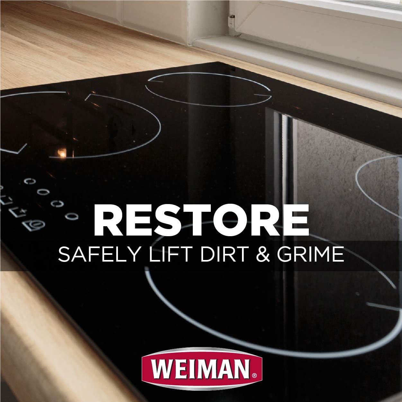 Amazon.com: Weiman Cook Top Scrubbing Pads – Limpiar y ...