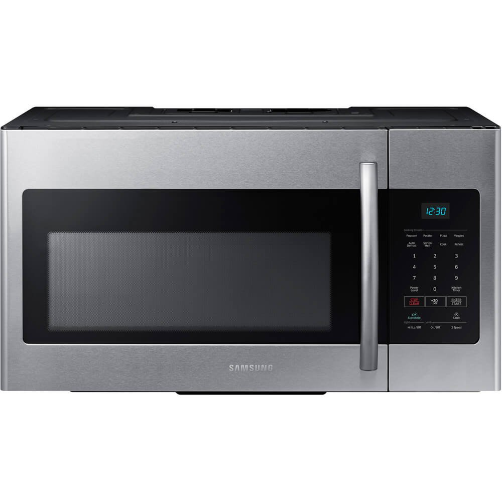 Samsung ME16H702SES 1.6 cu. ft. Over-the-Range Microwave Oven