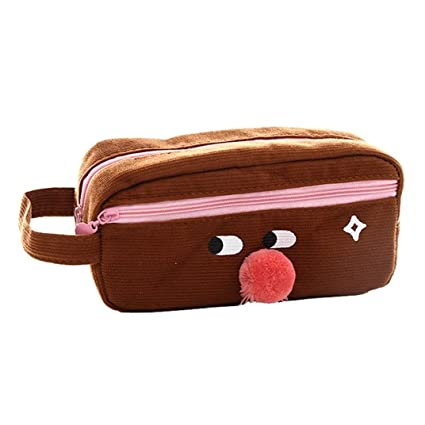 Amazon.com: Hot Sale! Hongxin Cactus Pencil Case Canvas ...