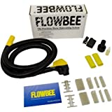 Flowbee Haircutting System with One Extra Vacuum Adapter (Flowbee+Rubber Vaccum Adapter) [並行輸入品]