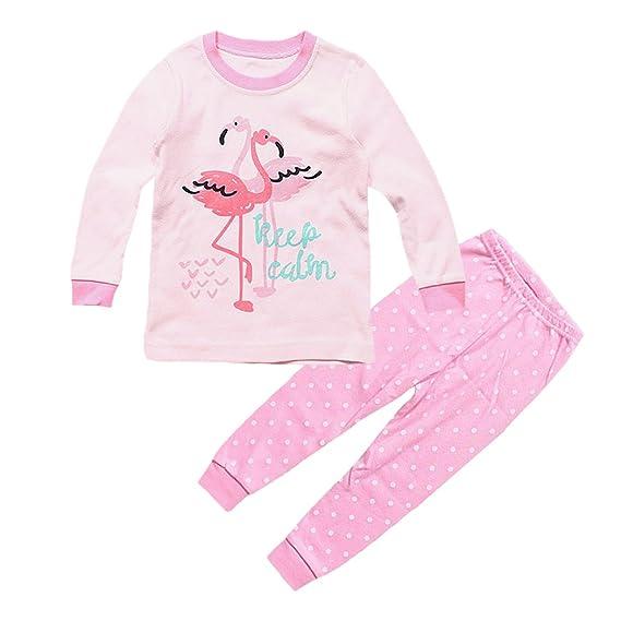156691e14803a Little Hand Ensemble Pyjama Garçon Pantalon Éléphant T Shirt Manche courte  Vêtement Enfant Bleu 1 2 3 4 5 6 7 ans