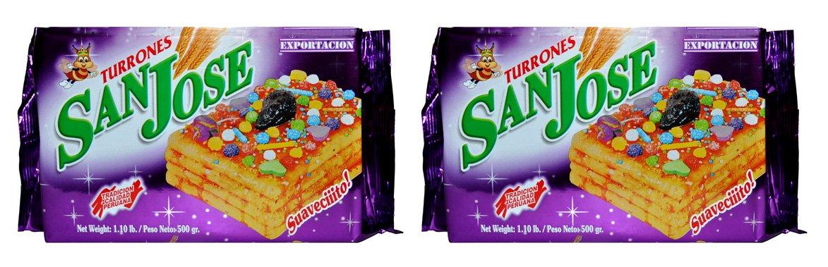 Turron de Doña Pepa San Jose 1.1 lbs (2 Pack)