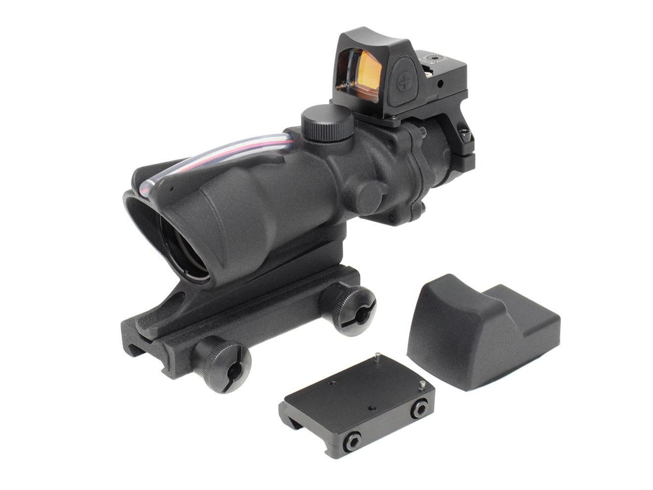 M150 RCO TA31 ECOS COMBO 4×32タクティカル CQBスコープ(自動調光) B077GNWVJP