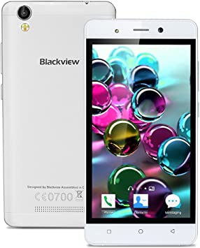 Blackview A8 - Smartphone móvil Libre Android (Pantalla 5.0