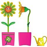 Hemore Fleur Solaire Danse Heureuse Set De 2 Amazon Fr Jeux Et Jouets