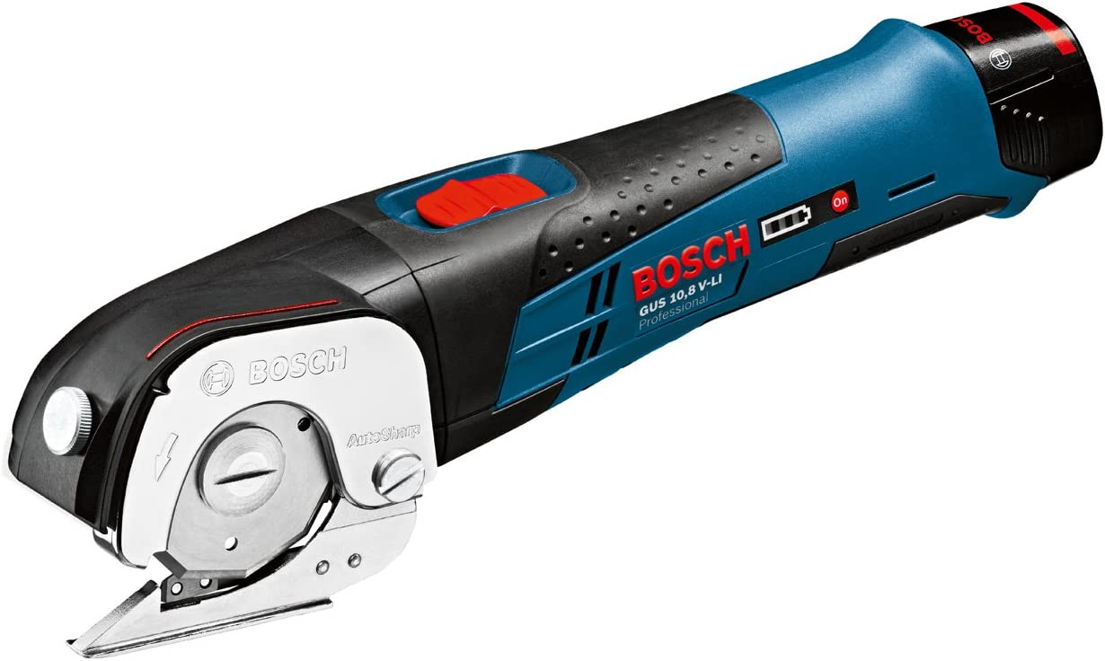 L-BOXX 06019B2972 Bosch GUS 12 V-LI Cordless Universal Shear 2 x 2.0 Ah