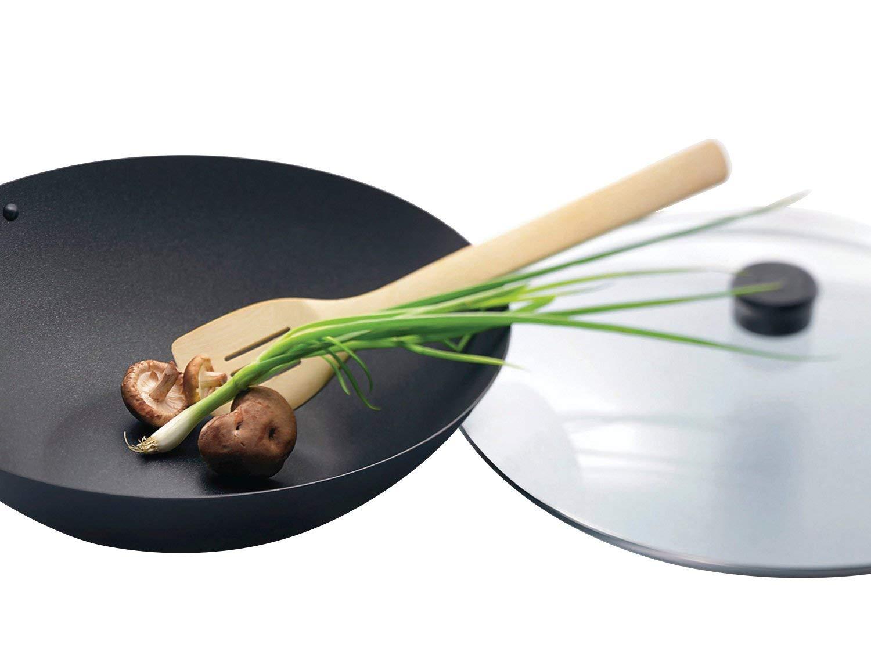 KUHN RIKON Joyce Chen - Wok, diámetro de 30 cm